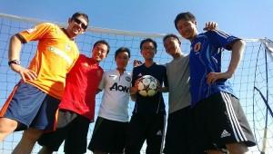 soccer small