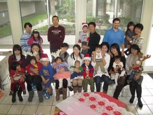 family gathering 2012-12