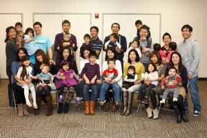 family gathering 2014-1-11