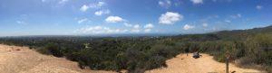 hike panorama